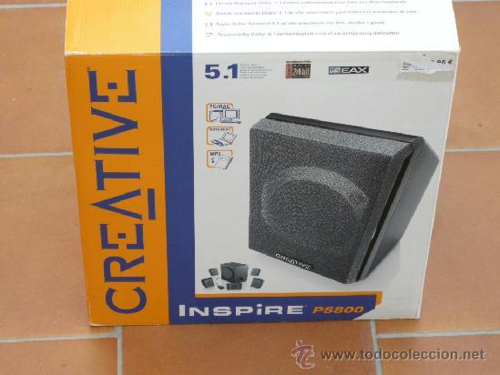CREATIVE 5.1 P5800 WINDOWS 7 DRIVER