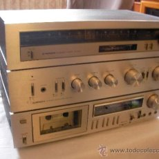 Radios antiguas: AMPLIFICADOR PIONNER STEREO MODEL SA 410 PARA CUATRO ALTAVOCES - 55 WATTS. Lote 89711155