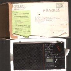 Radios antiguas - TRANSISTOR RELOJ * TIME * - 38711770