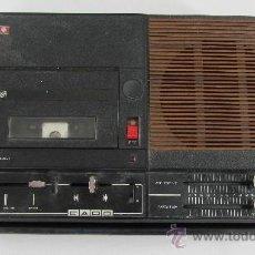 Radios antiguas: GRABADOR REPRODUCTOR. Lote 38782230