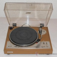 Radios antiguas: PIONEER PL-530 DIRECT DRIVE FULL AUTOMATIC STEREO TURNTABLE TOCADISCOS VINTAGE 1977. Lote 39362880