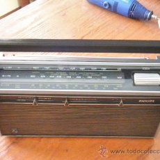 Radios antiguas: ANTIGUA RADIO PHILIPS RL311 FUNCIONANDO. Lote 38845963