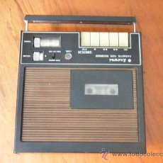 Radios antiguas: ANTIGUO RADIO CASSETTE MADE IN JAPAN CBC FUNCIONANDO. Lote 38946214