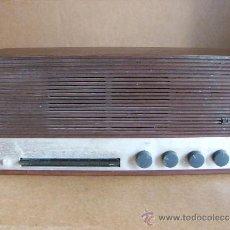 Radios antiguas: RADIO O HILO MUSICAL DE MADERA EXCELSIOR HASLER SA BERNA AÑOS 70. Lote 39012239