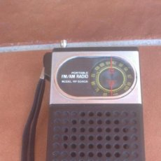 Radio antiche: ANTIGUO TRANSISTOR SANYO RP 5040A . Lote 39142655