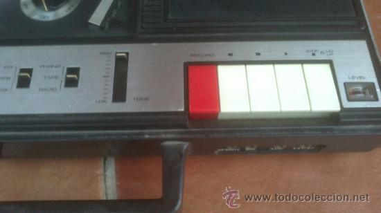 Radios antiguas: COMBINADO MUSICAL SILVANO 717 THEREE IN ONE - Foto 5 - 193974740