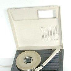 Radios antiguas: RADIO TOCADISCOS JAPONÉS, MARCA BELAIR, AÑOS 60 FUNCIONANDO. Lote 39306687