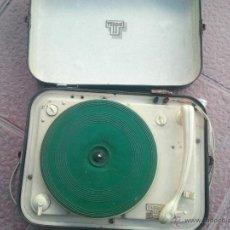 Radios antiguas: TOCADISCOS TEPPAZ. Lote 39600559