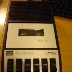 Radios antiguas: CASSETTE AIKO CON FUNDA. Lote 39782907
