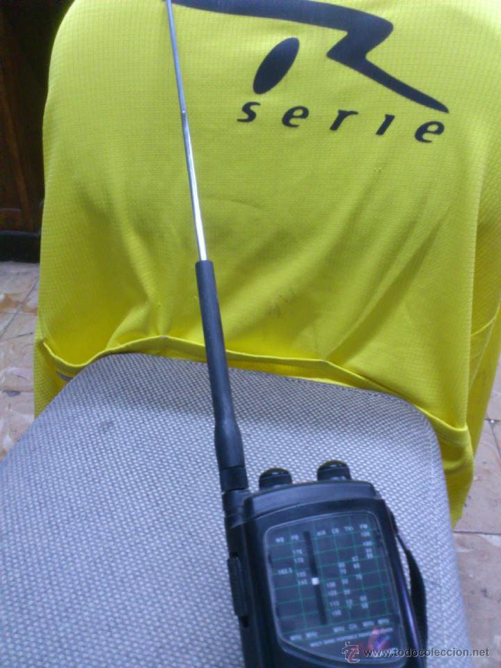 Radios antiguas: . RADIO TRANSISITOR SUPERTECH MULTI BAND PORTABLE RADIO RECEIVER. FUNCIONANDO - Foto 9 - 172202560