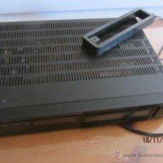 Radios antiguas: RADIO DESPERTADOR INVES, EN FUNCIONAMIENTO. Lote 40001367