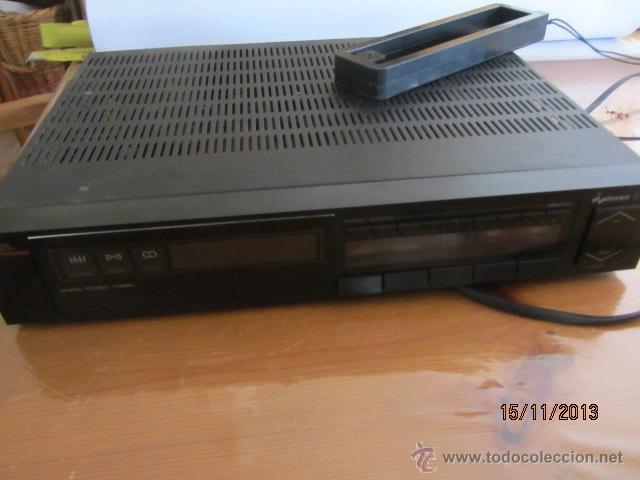 Radios antiguas: RADIO DESPERTADOR INVES, EN FUNCIONAMIENTO - Foto 2 - 40001367