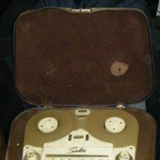 Radios antiguas: RADIO GRABADOR MARCA SABA. DESCONOZCO ANTIGUEDAD Y FUNCIONAMIENTO. VER FOTOS. EN GENERAL. Lote 40025753
