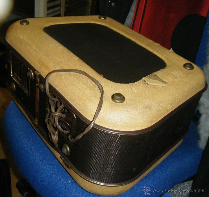 Radios antiguas: RADIO GRABADOR MARCA SABA. DESCONOZCO ANTIGUEDAD Y FUNCIONAMIENTO. VER FOTOS. EN GENERAL - Foto 9 - 40025753