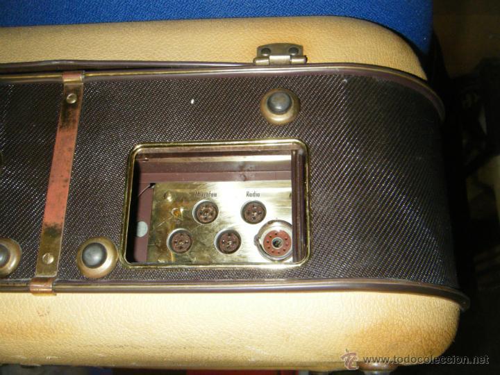 Radios antiguas: RADIO GRABADOR MARCA SABA. DESCONOZCO ANTIGUEDAD Y FUNCIONAMIENTO. VER FOTOS. EN GENERAL - Foto 12 - 40025753