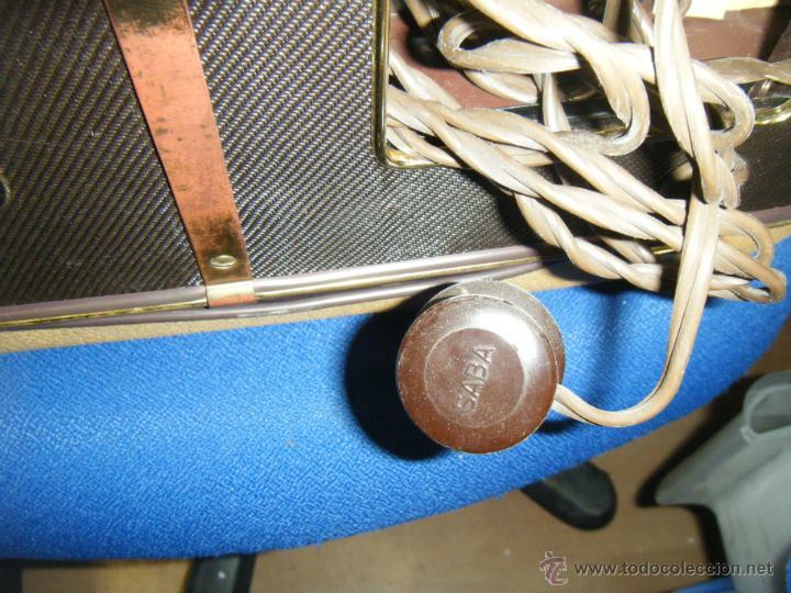 Radios antiguas: RADIO GRABADOR MARCA SABA. DESCONOZCO ANTIGUEDAD Y FUNCIONAMIENTO. VER FOTOS. EN GENERAL - Foto 13 - 40025753