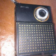 Radios antiguas: RADIO TRANSISTOR PHILIPS 90 RL 076. Lote 40098702