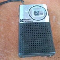 Radios antiguas: RADIO TRANSISTOR NATIONAL PANASONIC R-1018. Lote 40098711