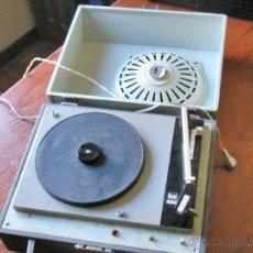 Radios antiguas: TOCADISCOS IBEROFON. Lote 40148030