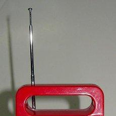 Radios antiguas: ANTIGUA RADIO COCA-COLA - MIDE 15 X 10 CM. FUNCINA CORRECTAMENTE.. Lote 38264591