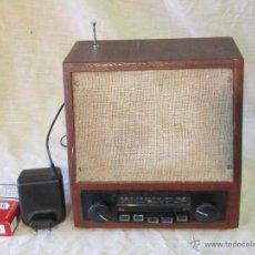 Radios antiguas: RADIO TRANSISTOR FUNCIONANDO. Lote 40730312