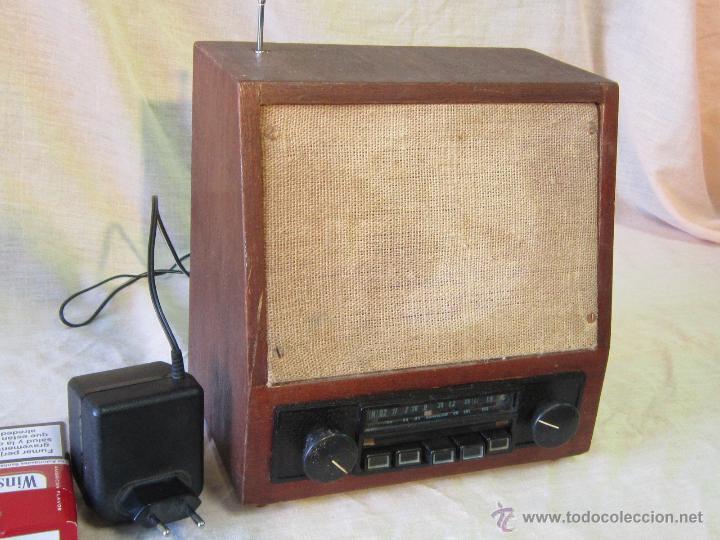 Radios antiguas: RADIO TRANSISTOR FUNCIONANDO - Foto 2 - 40730312