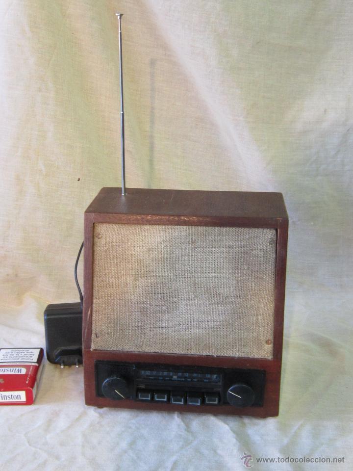 Radios antiguas: RADIO TRANSISTOR FUNCIONANDO - Foto 3 - 40730312