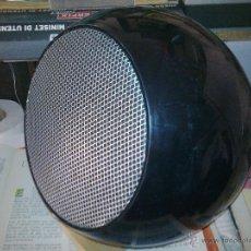 Radios antiguas: ALTAVOCES ESFERICOS ESTILO RETRO. Lote 40810018