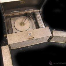 Radios antiguas: TOCADISCOS AUTOMATICO MOTOROLA MODELO SH22GL - VINTAGE. Lote 40964026