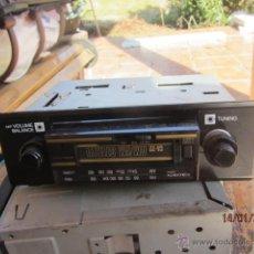 Radios antiguas: RADIOCASET COCHE MODEL CA-22 STEREO. Lote 40990234