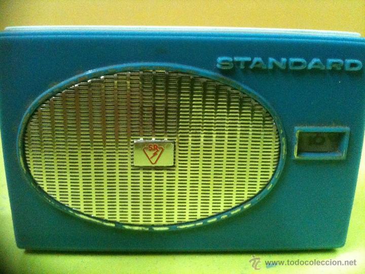 Radios antiguas: TRANSISTOR STANDARD RADIO CORP (JAPAN) - Foto 2 - 41041800