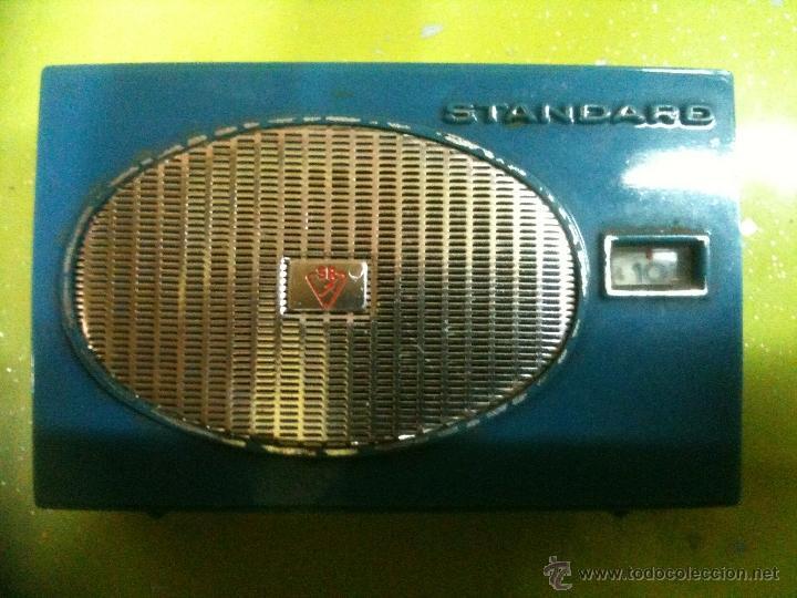 Radios antiguas: TRANSISTOR STANDARD RADIO CORP (JAPAN) - Foto 3 - 41041800