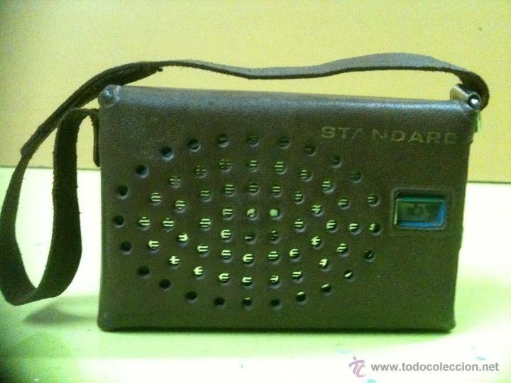Radios antiguas: TRANSISTOR STANDARD RADIO CORP (JAPAN) - Foto 6 - 41041800