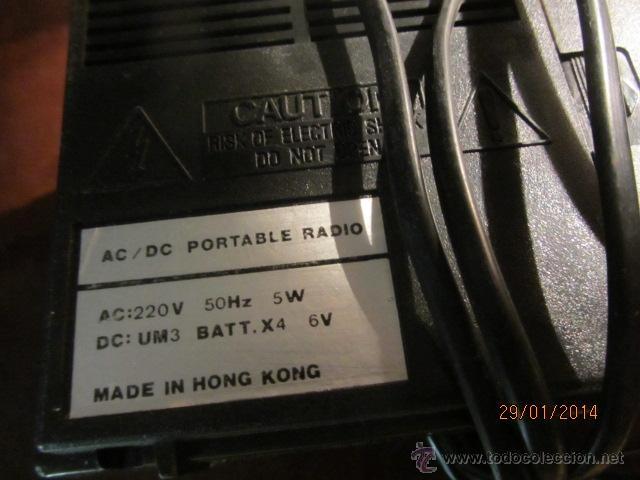 Radios antiguas: Antigua radio international - Foto 4 - 41311299