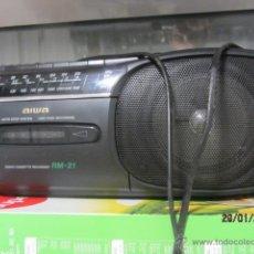 Radios antiguas - antiguo radiocasette sanyo - 41311325
