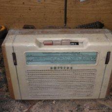 Radios antiguas: DOS RADIOS ANTIGUAS. Lote 41430274