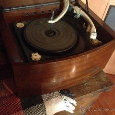 Radios antiguas: GARRARD RC 120 AÑO 56. Lote 41657780