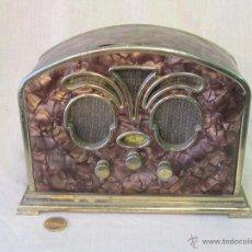 Radios antiguas: RADIO TRANSISTOR FUNCIONANDO. Lote 41625171