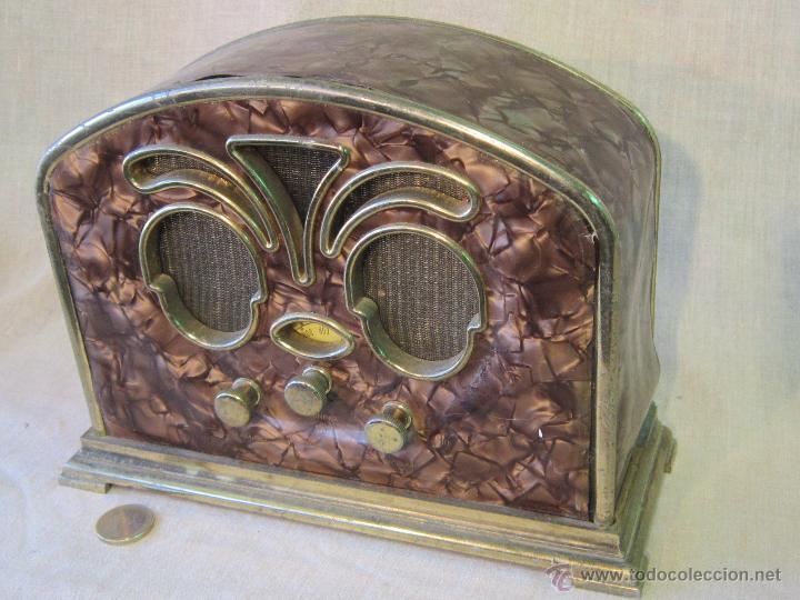 Radios antiguas: RADIO TRANSISTOR FUNCIONANDO - Foto 2 - 41625171