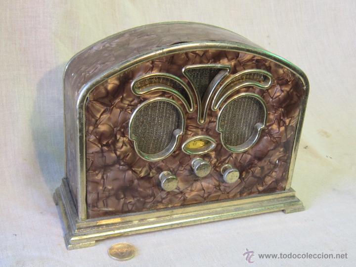 Radios antiguas: RADIO TRANSISTOR FUNCIONANDO - Foto 3 - 41625171