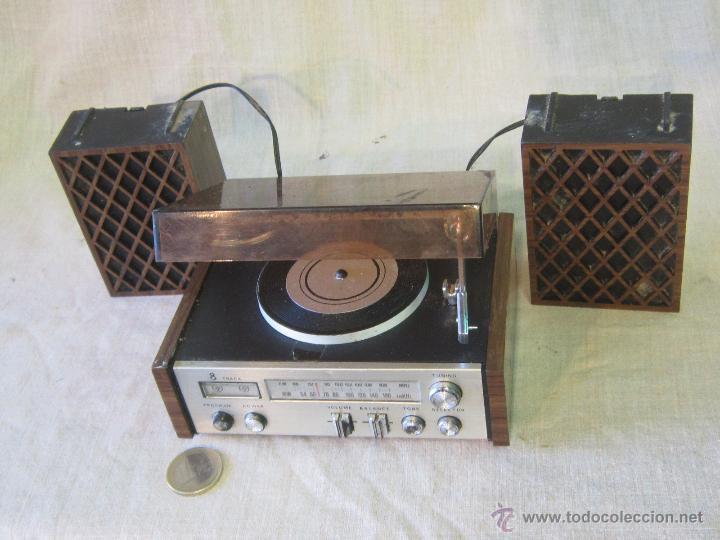 MINI RADIO TRANSISTOR FUNCIONANDO (Radios, Gramófonos, Grabadoras y Otros - Transistores, Pick-ups y Otros)
