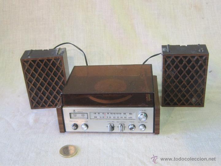 Radios antiguas: MINI RADIO TRANSISTOR FUNCIONANDO - Foto 2 - 41625256