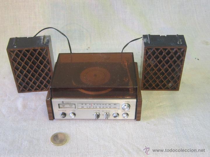 Radios antiguas: MINI RADIO TRANSISTOR FUNCIONANDO - Foto 3 - 41625256