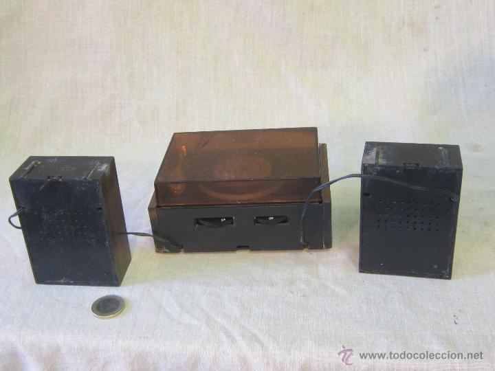 Radios antiguas: MINI RADIO TRANSISTOR FUNCIONANDO - Foto 4 - 41625256