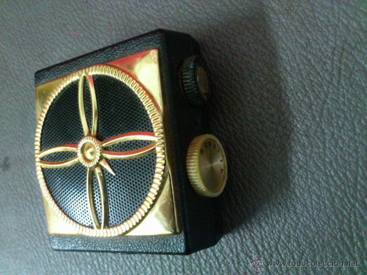 Radios antiguas: RADIO MARCA ORION , SEVEN TRANSISTOR, AM. - Foto 2 - 41854237