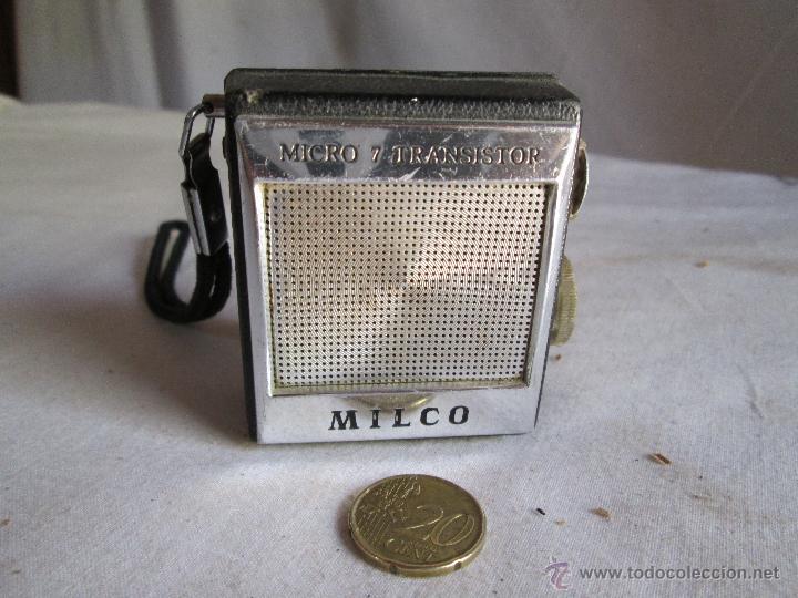 RADIO MINI (Radios, Gramófonos, Grabadoras y Otros - Transistores, Pick-ups y Otros)