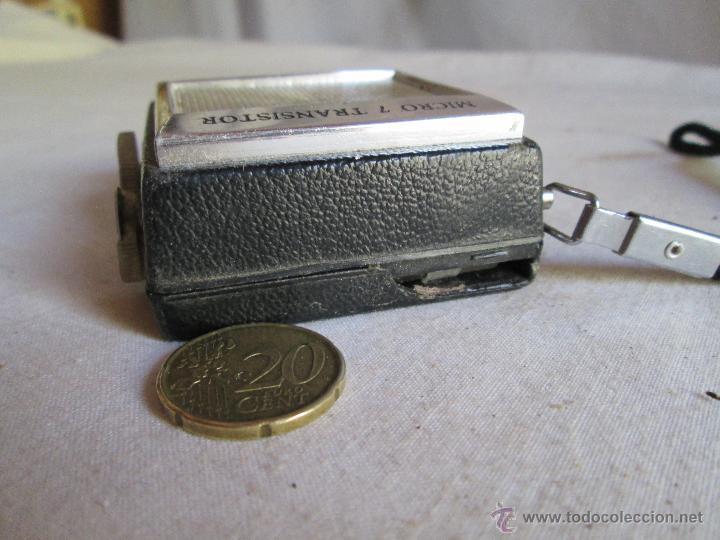 Radios antiguas: RADIO MINI - Foto 2 - 132530473