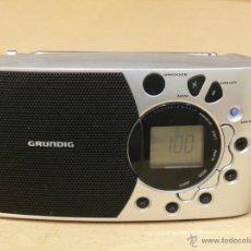 Radios antiguas: RADIO GRUNDIG OCEAN BOY 350 CON CAJA ORIGINAL E INSTRUCCIONES.. Lote 57888122