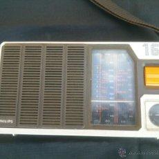Radios antiguas: RADIO TRANSISTOR PHILIPS 90 AL 162 .FUNCIONANDO. Lote 42533027