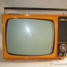 Radios antiguas: TELEVISOR PORTATIL IBERIA.. Lote 42541944